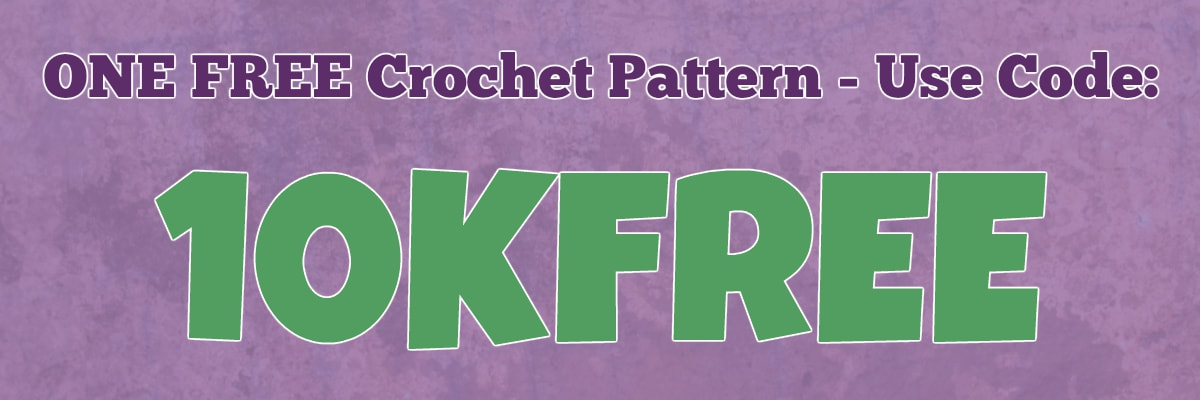 #GIVEAWAY - Grab ONE free #crochet pattern from @beckastreasures! Offer ends August 10, 2017 at 23:59 EST...
