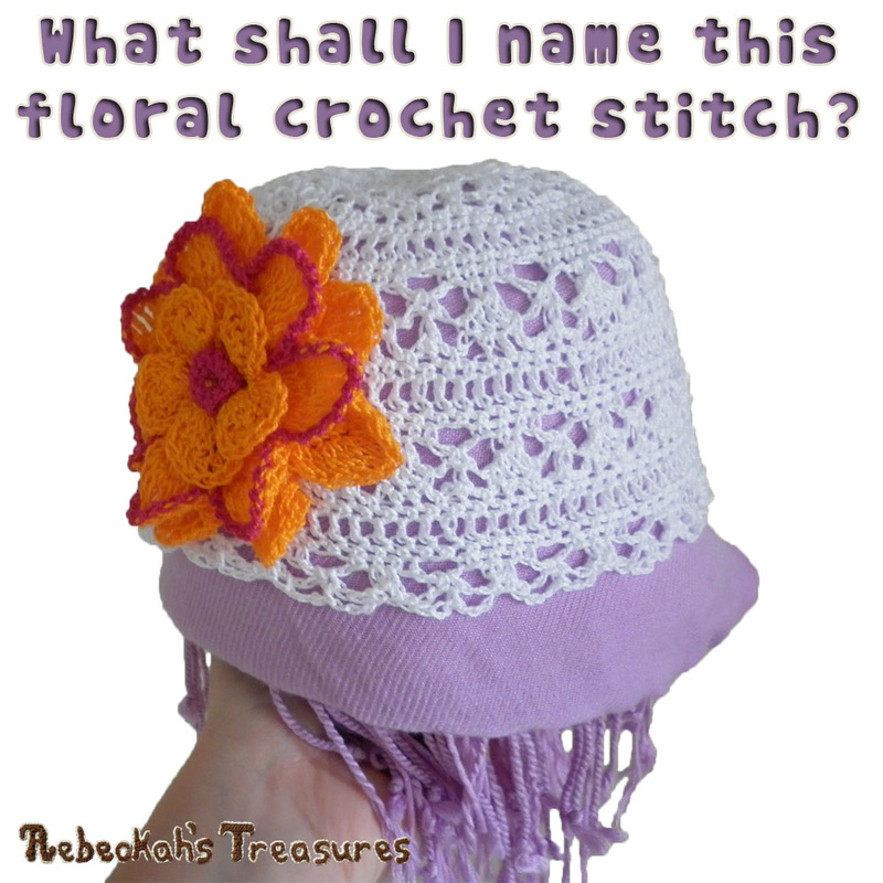 Crochet Stitches And Names : Last night, I kept thinking about the baby set I was commissioned to ...