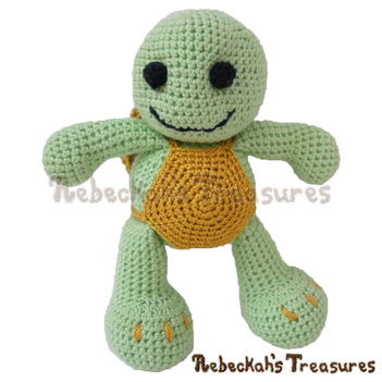 Amigurumi Timothy Turtle CAL - Part 1: Pattern notes & gathering your supplies...