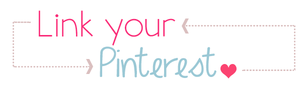 Link your Pinterest | Tuesday PIN-spiration link party