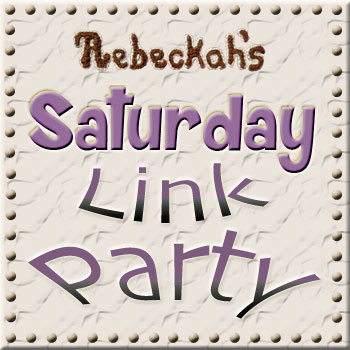 Saturday Link Party with @beckastreasures