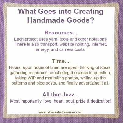 What Goes into Creating Handmade Goods?