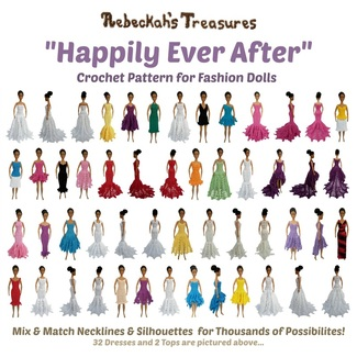 Happily Ever After Crochet Pattern