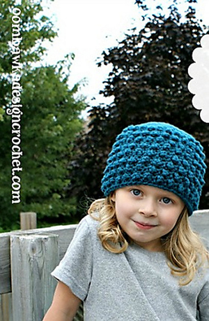 Bumpy Day Hat - Free Crochet Pattern by @OombawkaDesign | Featured at Oombawka Design - Sponsor Spotlight Round Up via @beckastreasures | #fallintochristmas2016 #crochetcontest #spotlight #crochet #roundup