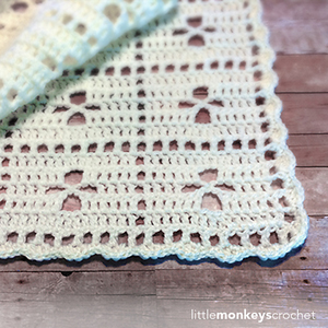 The Midwife Blanket | Featured on @beckastreasures Tuesday Treasures #2 with @LittleMCrochet!