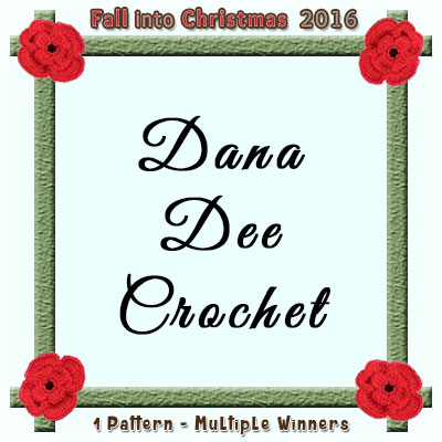 Dana Dee Crochet is a prize sponsor in this year's Fall into Christmas #crochet #contest hosted by @beckastreasures with #danadeecrochet! | SUBMISSIONS close December 4th, 2016 | VOTING begins December 5th, 2016 | What are you waiting for? Submit your 3 favourite projects TODAY and #WIN!!! | Learn more here: https://goo.gl/zYdFsN #fallintochristmas2016