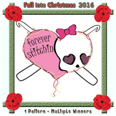 Forever Stitchin' is a prize sponsor in this year's Fall into Christmas #crochet #contest hosted by @beckastreasures with @foreverstitchin! | SUBMISSIONS close December 4th, 2016 | VOTING begins December 5th, 2016 | What are you waiting for? Submit your 3 favourite projects TODAY and #WIN!!! | Learn more here: https://goo.gl/zYdFsN #fallintochristmas2016