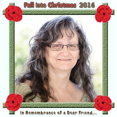 Fall into Christmas 2016 - Remembering Deborah from Design's From Grammy's Heart...