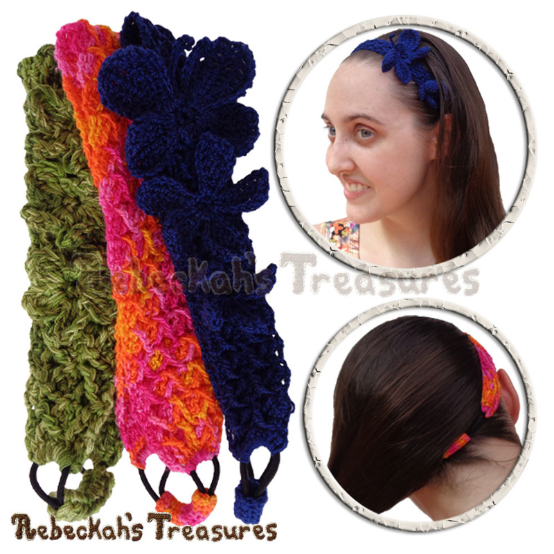 Criss Cross Diamonds Headband by @beckastreasures | Limited Time Free Crochet Pattern for A Designer's Potpourri Year-Long CAL with @countrywillow12, @crochetmemories, @Sherrys2boyz & @ArtofaDG | #headband #crochet #pattern #crisscrossdiamond #flowers #butterfly #holidaygift #stashbuster | Join today!