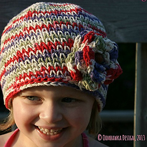 Is It Knit Basically Just a Crochet Beanie - Crochet Pattern by @OombawkaDesign | Featured at Oombawka Design - Sponsor Spotlight Round Up via @beckastreasures | #fallintochristmas2016 #crochetcontest #spotlight #crochet #roundup
