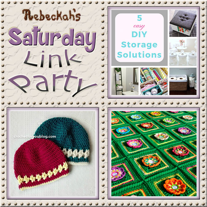 Saturday Link Party #63 via @beckastreasures with #KeepingItReal @erangi_udeshika & #AtelierMarie-Lucienne| Come see 3 awesome project features, and JOIN us for an all NEW link party today! | #linkparty #crochet #knit #crafts #recipes #dyi #howto #tutorials #patterns | *Party #63 ends Friday, November 25th, 2016. Join the latest parties here: https://goo.gl/uUHihU