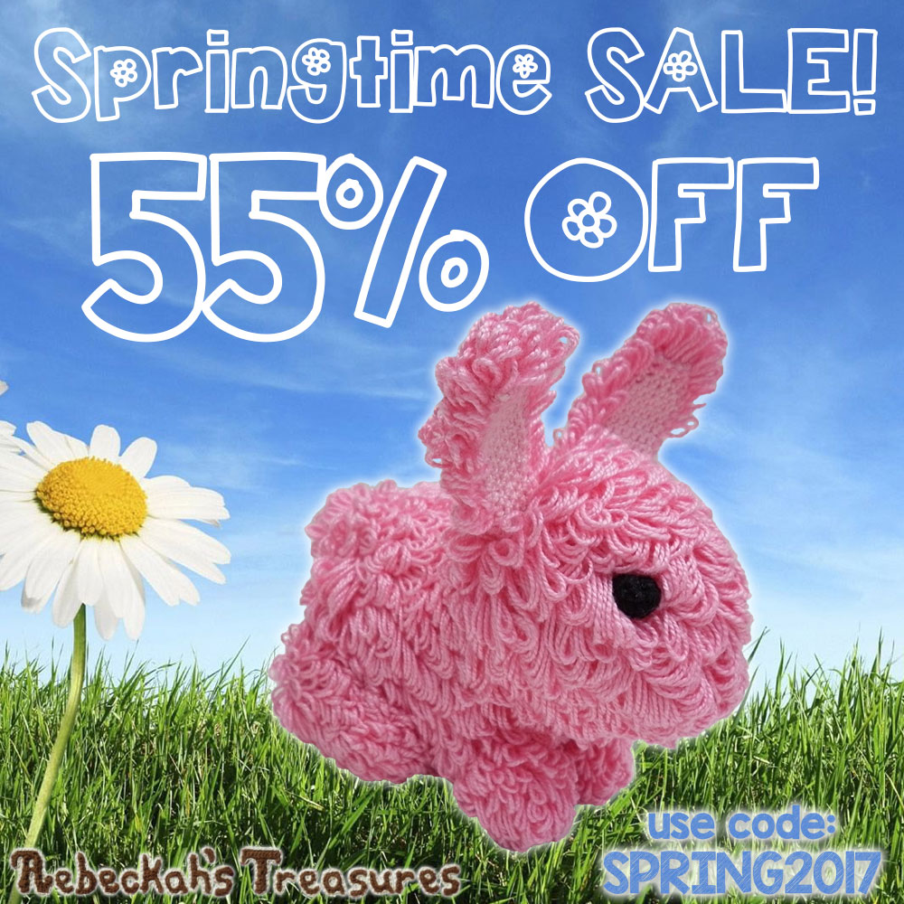 Springtime SALE - 55% off via @beckastreasures! | Valid until the end of the day EST on April 30th, 2017. Just use the code: SPRING2017
