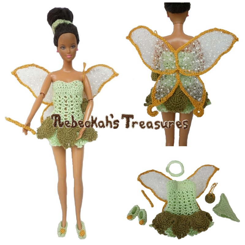 Rebeckah's Treasures 1st Official Anniversary Giveaway 4th Prize Winner