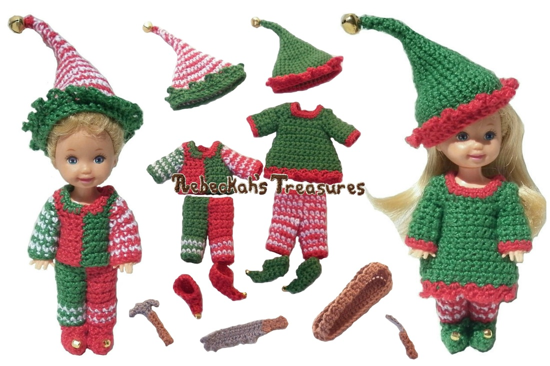 Children Fashion Doll Elves