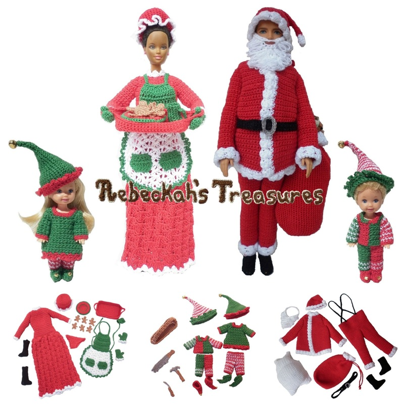 Rebeckah's Treasures 1st Official Anniversary Giveaway 2nd Prize Winner