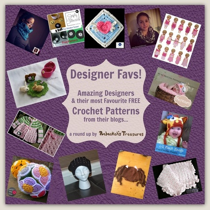 Designer Favourites - Free Crochet Patterns