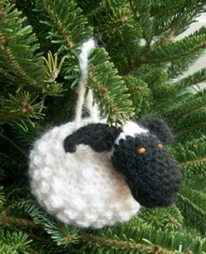 Chubby Sheep by Marie of Underground Crafter - Featured on @beckastreasures Saturday Link Party!