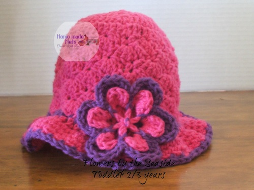 WIN 2 gorgeous crochet hats by Homemade Hats by @Sherrys2boyz via @beckastreasures 5000 FB Fan Appreciation Giveaway! Ends at Midnight on 06/17/15
