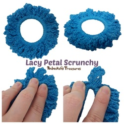 Crochet Scrunchy Patterns