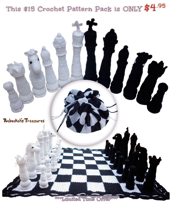 Chess $15 Combo Pack is ONLY $4.95 until June 7th, 2015 via @beckastreasures