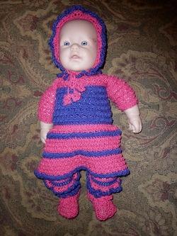 Crochet Doll Clothes