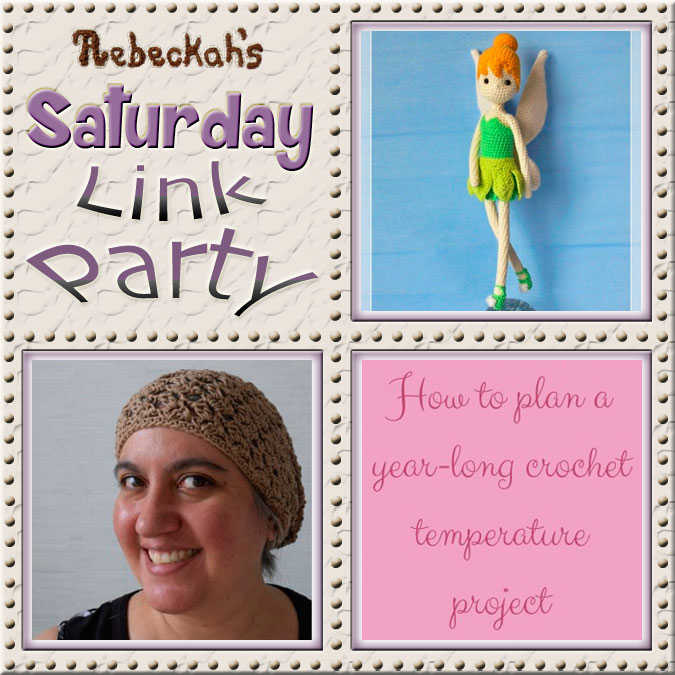 Share what you're making, increase your reach and have some fun with Rebeckah's 26th Saturday Link Party with @beckastreasures