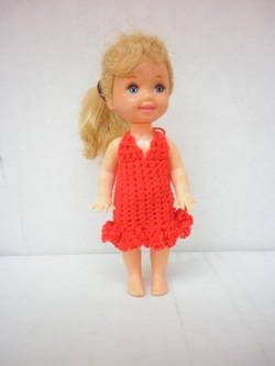 Crochet Kelly Dress