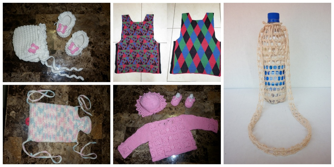 Crochet Clothes Etc.
