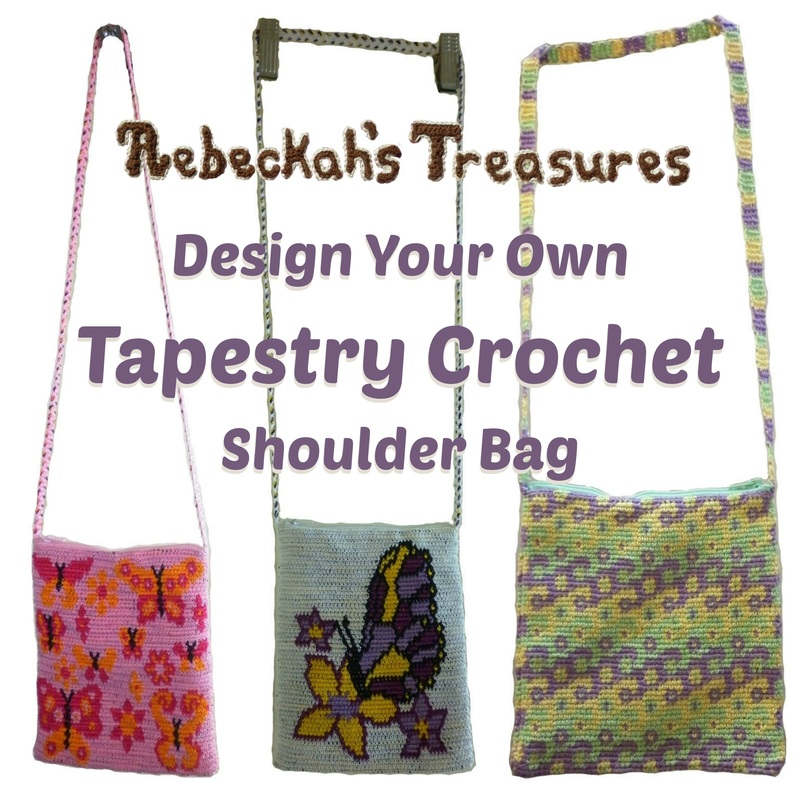 Rebeckah's Blog Rebeckah's Treasures Amazing Tapestry Crochet Patterns Free