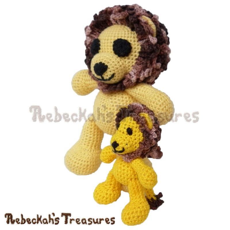Mini Crochet Animals: Animal: Guide to Make Toy Amigurumi Crochet ... | 800x800