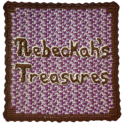 Rebeckah's Treasures' Logo