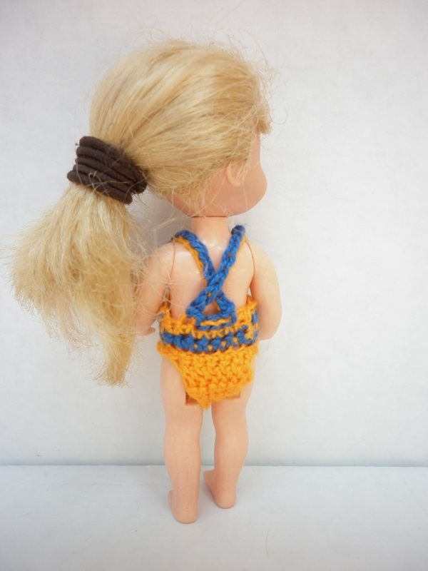 Crochet Kelly Bathing Suit