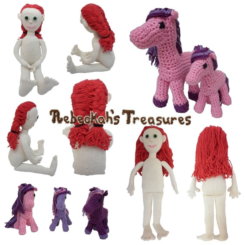 Rebeckah's Treasures 1st Official Anniversary Giveaway 3rd Prize Winner