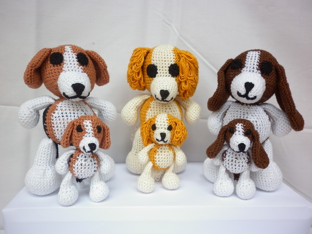 Crochet Dogs Amigurumi Dogs