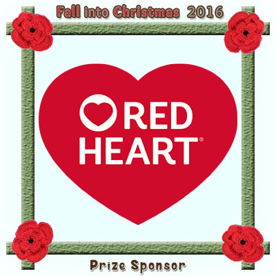 Red Heart is a prize sponsor in this year's Fall into Christmas #crochet #contest hosted by @beckastreasures with @redheartyarns! | SUBMISSIONS close December 4th, 2016 | VOTING begins December 5th, 2016 | What are you waiting for? Submit your 3 favourite projects TODAY and #WIN!!! | Learn more here: https://goo.gl/zYdFsN #fallintochristmas2016