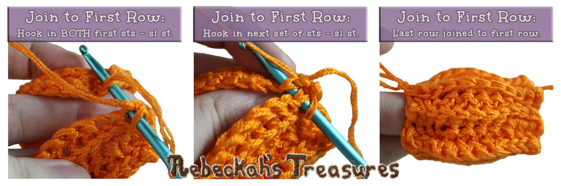 WIP Picture Collage 4 | Pumpkin Treats Pumpkin Coin Purse by @beckastreasures | Free Crochet Pattern for A Designer's Potpourri Year-Long CAL with @countrywillow12, @crochetmemories, @Sherrys2boyz & @ArtofaDG | #pumpkin #crochet #purse #autumn | Join today!