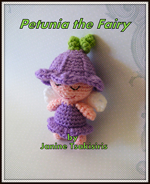 Petunia the Fairy - Free Crochet Pattern by #NeensCrochetCorner | Featured at Neen's Crochet Corner - Sponsor Spotlight Round Up via @beckastreasures | #fallintochristmas2016 #crochetcontest #spotlight #crochet #roundup