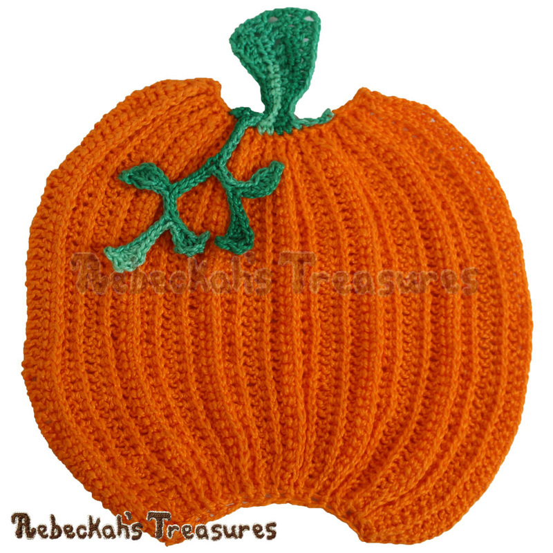Autumn Treats Pumpkin Coaster by @beckastreasures | Free Crochet Pattern coming October 2016 via A Designer's Potpourri Year-Long CAL with @countrywillow12, @crochetmemories, @Sherrys2boyz & @ArtofaDG | Join today!