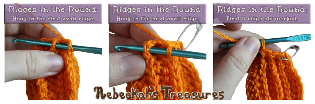 WIP Picture Collage 5 | Pumpkin Treats Pumpkin Coin Purse by @beckastreasures | Free Crochet Pattern for A Designer's Potpourri Year-Long CAL with @countrywillow12, @crochetmemories, @Sherrys2boyz & @ArtofaDG | #pumpkin #crochet #purse #autumn | Join today!