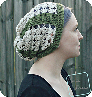Viola Hat - Crochet Pattern by @divinedebrisweb | Featured at Divine Debris - Sponsor Spotlight Round Up via @beckastreasures | #fallintochristmas2016 #crochetcontest #spotlight #crochet #roundup